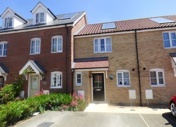 Thumbnail 2 bedroom terraced house for sale in Hadleigh, Ipswich, Suffolk