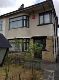 Thumbnail 4 bed semi-detached house for sale in Durley Avenue, Bradford, West Yorkshire