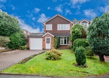 Thumbnail 3 bed detached house for sale in Upper Sneyd Road, Essington, Wolverhampton