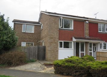 Thumbnail 3 bed property to rent in Grove Road, Turvey, Bedford