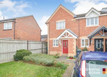 Thumbnail 2 bed end terrace house for sale in Pettys Close, Cheshunt, Waltham Cross, Hertfordshire