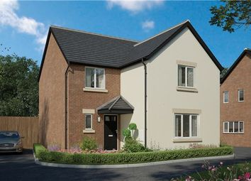 Thumbnail 4 bed detached house for sale in Plot 50, The Wilcott, Hardwicke Grange, Quedgeley, Gloucester