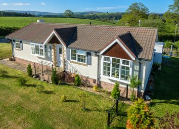 Thumbnail 2 bed mobile/park home for sale in 1 The Dell, Caerwnon Park, Builth Wells