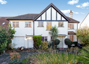 Thumbnail 6 bed detached house for sale in Avenue South, Berrylands, Surbiton