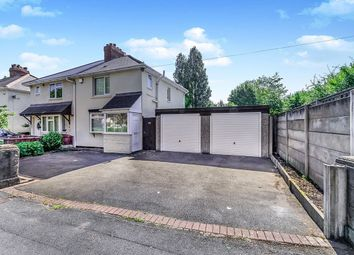 Thumbnail 3 bed semi-detached house for sale in Woden Avenue, Wolverhampton