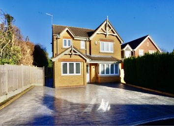 Thumbnail 4 bed detached house for sale in Laurel Drive, Hartshill