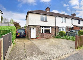 Thumbnail 2 bed end terrace house for sale in Lyndhurst Road, Reigate, Surrey