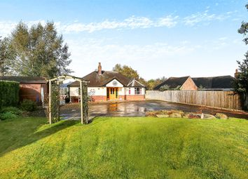 Thumbnail 3 bed detached bungalow for sale in Forest Street, Weaverham, Northwich