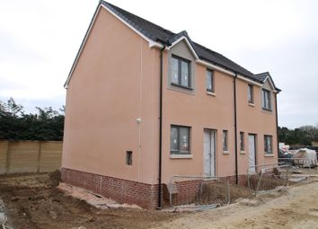 Thumbnail 2 bed semi-detached house for sale in The Cranmere, Cornwood Chase, Cornwood Road, Ivybridge