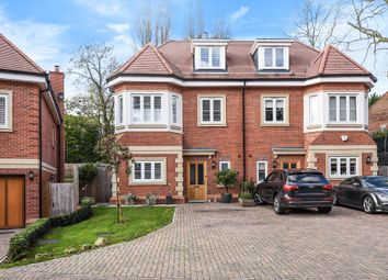 Thumbnail 4 bed semi-detached house for sale in Westminster Close, Northwood