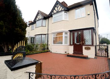 Thumbnail 5 bed semi-detached house for sale in Gunnersbury Avenue, London