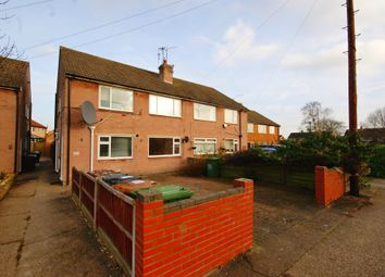 Thumbnail 2 bed flat to rent in Woodfield Avenue, Lincoln