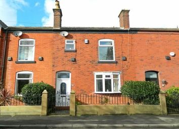 Thumbnail 2 bedroom terraced house to rent in St Johns Road, Lostock, Bolton