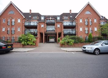Thumbnail 3 bed flat to rent in Henderson Court, Holden Road, Woodside Park, London