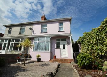 3 bed semi-detached house for sale in Westhill Avenue, Torquay TQ1