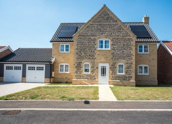 Thumbnail 4 bed detached house for sale in Plot 11, Roxbury Drive, East Harling