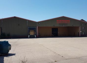 Thumbnail Warehouse for sale in A1And Manor Way Business Park, Manor Way, Swanscombe, South East