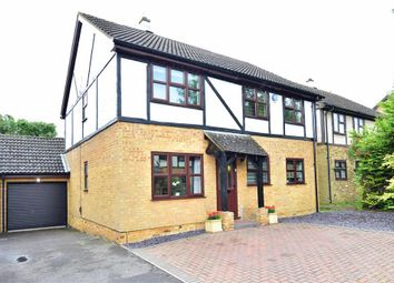 Thumbnail 4 bed detached house for sale in Evergreen Close, Hempstead, Gillingham, Kent