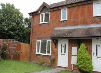 Thumbnail 2 bed end terrace house to rent in Fyne Close, Swindon, Wilts
