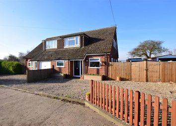 Thumbnail 3 bed semi-detached bungalow for sale in The Street, Staple, Kent