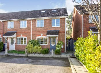 Thumbnail 4 bed end terrace house for sale in Barton Close, Woking