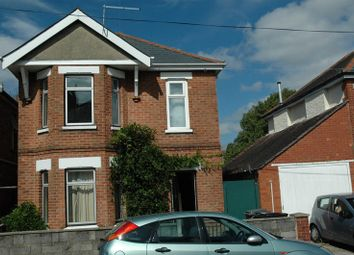 Thumbnail 4 bedroom detached house to rent in Green Road, Winton, Bournemouth, Dorset