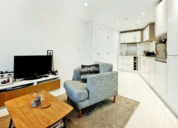 Thumbnail 1 bed flat to rent in Atkins Square, London