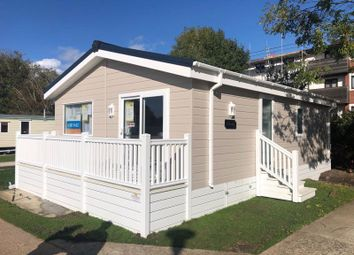 Thumbnail 2 bed lodge for sale in Fairway Holiday Park The Fairway, Sandown