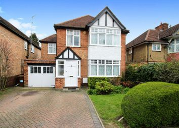 Thumbnail 4 bed detached house for sale in Manor Way, Harrow
