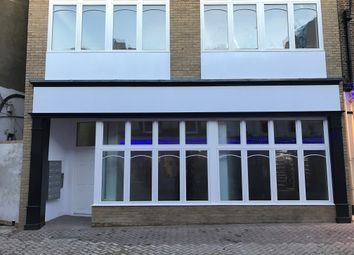 Thumbnail 2 bed flat to rent in High Street, Margate