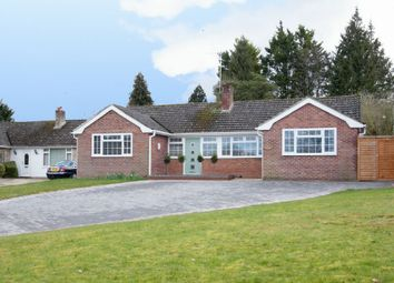 Thumbnail 4 bed bungalow for sale in Halcyon Drive, Thruxton