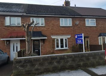 Thumbnail 3 bed terraced house to rent in Dragonby Road, Scunthorpe