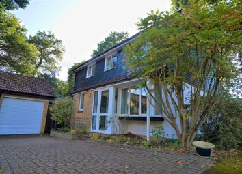 Thumbnail 4 bed detached house for sale in Oaks Dene, Chatham, Kent