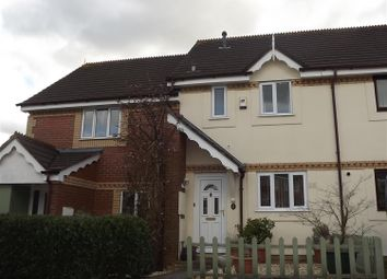 Thumbnail 2 bed terraced house for sale in Sunningdale Drive, Warmley, Bristol