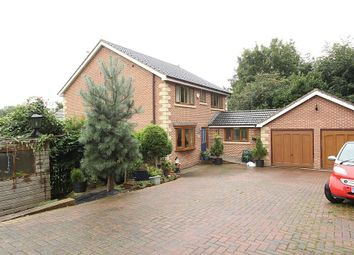 Thumbnail 5 bed detached house for sale in 3A, Blenheim Drive, Batley, West Yorkshire