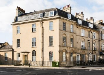 Thumbnail 2 bed flat for sale in Emberton House, 36 Bathwick Street, Bath