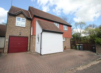 Thumbnail 4 bed detached house for sale in Minton Heights, Ashingdon, Rochford