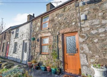 Thumbnail 2 bedroom terraced house for sale in Mount Pleasant Terrace, Llanaelhaearn, Caernarfon, Gwynedd