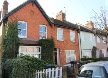 Thumbnail 2 bedroom end terrace house for sale in Willow Street, London