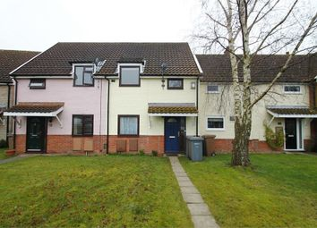 Thumbnail 3 bedroom terraced house for sale in Farriers Close, Martlesham Heath, Ipswich, Suffolk
