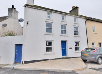 2 bed terraced house for sale in Market Place, Peel, Isle Of Man IM5