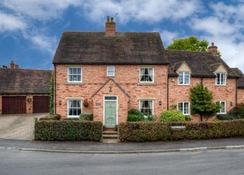 Thumbnail 5 bed detached house for sale in Church Street, Fladbury, Pershore, Worcestershire
