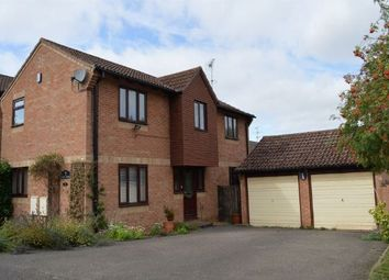 Thumbnail 4 bed detached house for sale in Sunset Court, Little Billing, Northampton