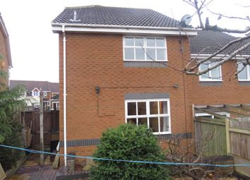 Thumbnail 1 bed property to rent in Wishart Way, Pewsham, Chippenham