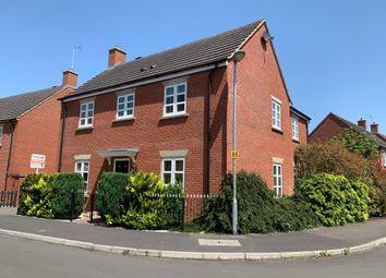 Thumbnail 4 bed detached house for sale in Park Road, Bowerhill, Melksham