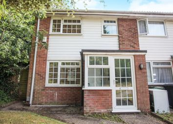 Thumbnail 3 bedroom end terrace house for sale in The Mall, Dunstable