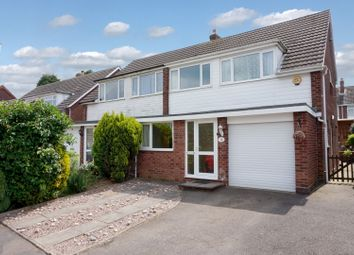 Thumbnail 3 bed semi-detached house for sale in Rowland Avenue, Polesworth