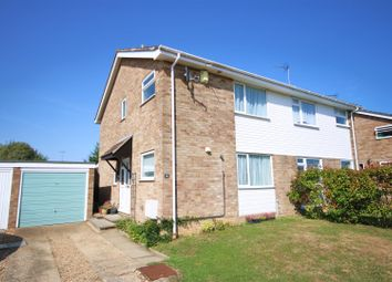 Thumbnail 3 bed semi-detached house for sale in Lushington Avenue, Kirby Cross, Frinton-On-Sea