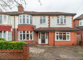Thumbnail 4 bed semi-detached house for sale in Acresfield Road, Timperley, Altrincham