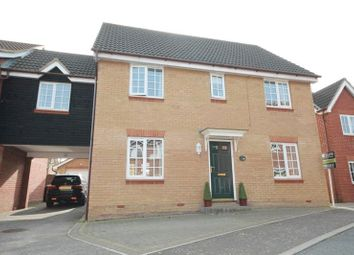 Thumbnail 6 bed detached house for sale in Cornet Close, Thorpe St. Andrew, Norwich